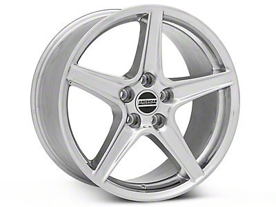 Saleen Style Polished Wheel - 18x9 (05-14 GT, V6)