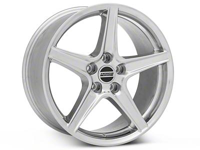 Saleen Style Polished Wheel - 18x10 (05-14 GT, V6)