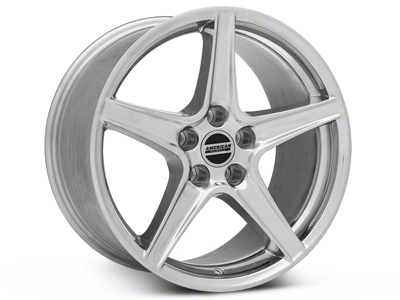 Saleen Style Polished Wheel - 18x10 (94-04 All)