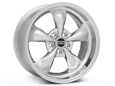 Deep Dish Bullitt Polished Wheel - 18x9 (05-14 GT, V6)