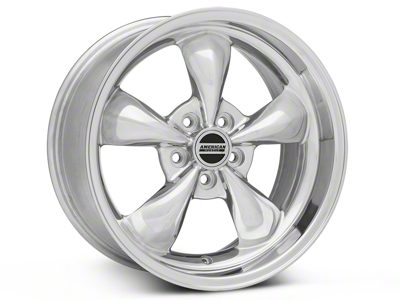 Bullitt Deep Dish Polished Wheel - 18x9 (94-04 All)