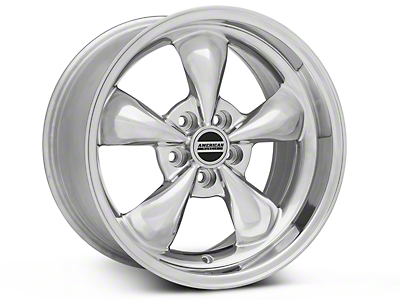 Bullitt Deep Dish Polished Wheel - 18x10 (94-04 All)