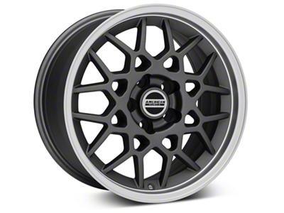 2013 GT500 Style Deep Dish Charcoal Wheel - 17x9 (05-14 V6; 05-10 GT)