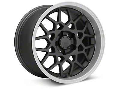 2013 GT500 Style Deep Dish Charcoal Wheel - 17x10.5 (94-04 All)