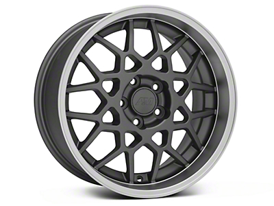 2013 GT500 Style Deep Dish Charcoal Wheel - 18x9 (94-04 All)