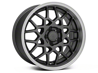 2013 GT500 Style Deep Dish Charcoal Wheel - 18x10 (94-04 All)