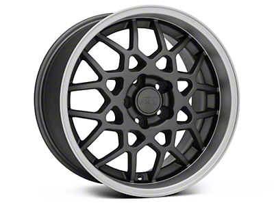 2013 GT500 Style Deep Dish Charcoal Wheel - 18x10 (05-09 GT, V6)