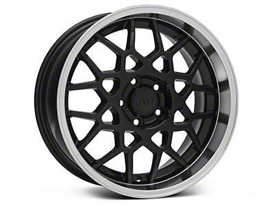 2013 GT500 Style Deep Dish Black Wheel - 18x9 (94-04 All)
