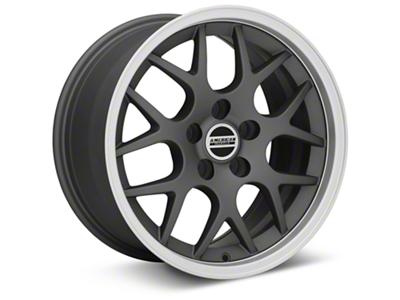 Deep Dish AMR Charcoal Wheel - 17x9 (94-04 All)