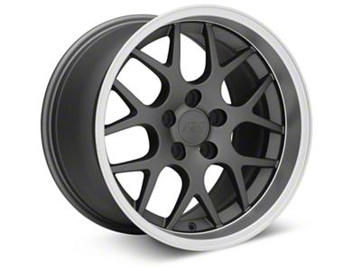 Deep Dish AMR Charcoal Wheel - 17x10.5 (94-04 All)
