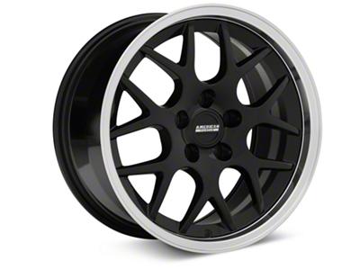 Deep Dish AMR Black Wheel - 17x9 (05-14 V6; 05-10 GT)