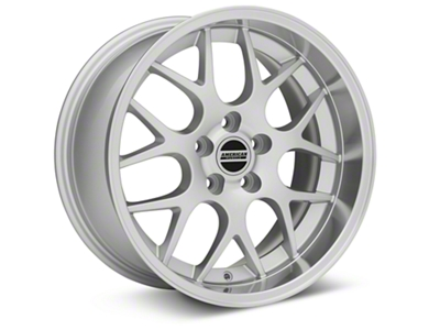 Deep Dish AMR Silver Wheel - 18x9 (94-04 All)