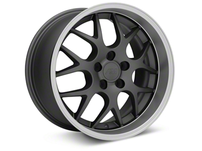 Deep Dish AMR Charcoal Wheel - 18x10 (94-04 All)