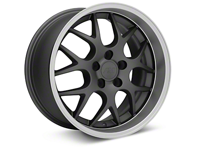 Deep Dish AMR Charcoal Wheel - 18x10 (94-04 All)