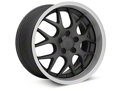 Deep Dish AMR Charcoal Wheel - 18x10 (05-14 All, Excludes 13-14 GT500)