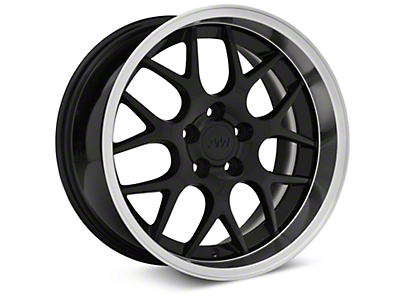 Deep Dish AMR Black Wheel - 18x9 (94-04 All)