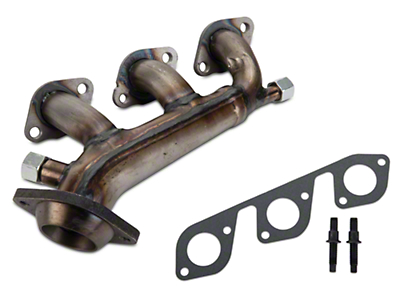 Replacement Stock Exhaust Manifold - Passenger Side (99-04 V6)