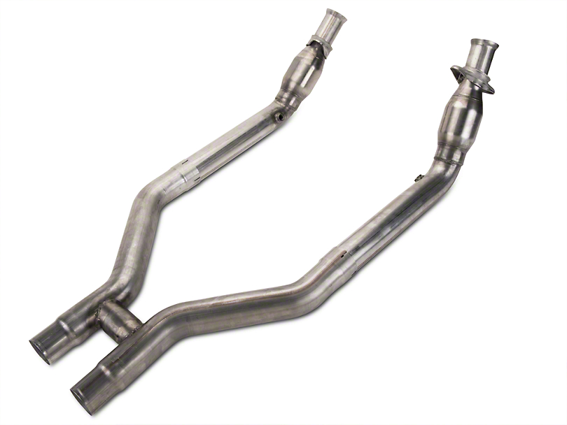 JBA Catted H-Pipe (11-14 GT500)