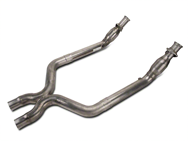 JBA Catted X-Pipe (11-14 GT500)