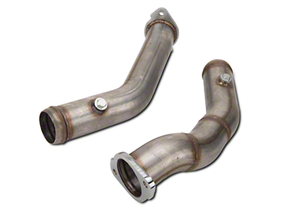 Pypes Off-Road Cat Delete Pipes - Stainless Steel (11-14 GT, Boss)