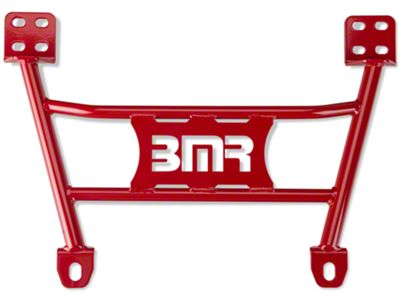 Add BMR Chassis Brace - Red (05-14 All)