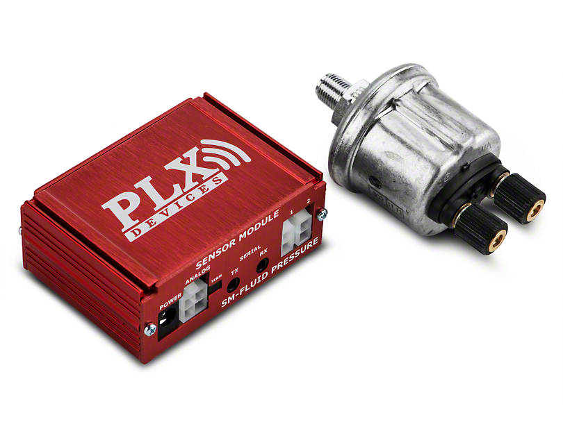 PLX Oil Pressure Sensor Module (79-14 All)