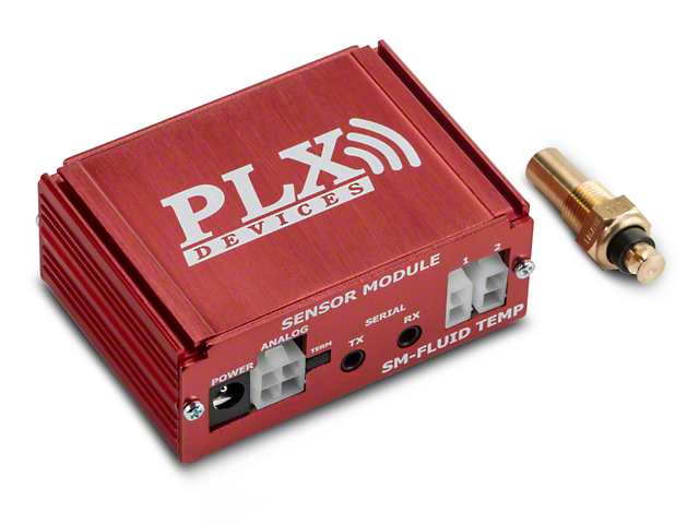 PLX Fluid Temperature Sensor Module (79-14 All)