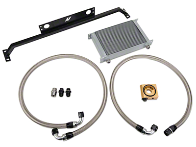Mishimoto Direct Fit Oil Cooler - Silver (11-14 GT)
