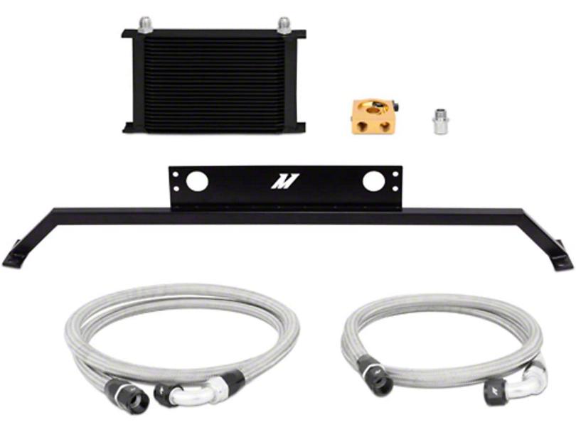 Mishimoto Direct Fit Oil Cooler - Black (11-14 GT)