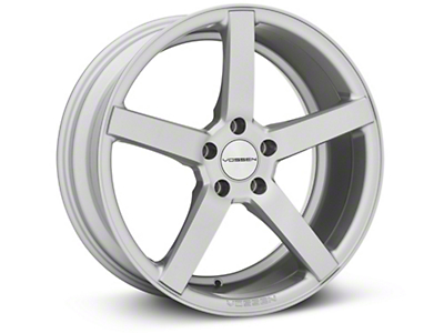 Vossen CV3 Machined Matte Silver Wheel - 19x8.5 (05-14 All)
