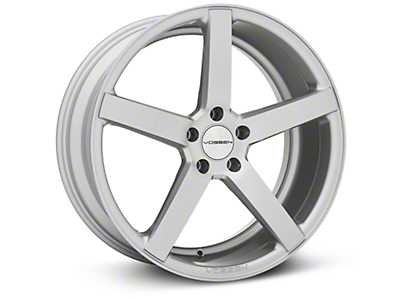 Vossen CV3 Machined Matte Silver Wheel - 20x9 (05-14 All)