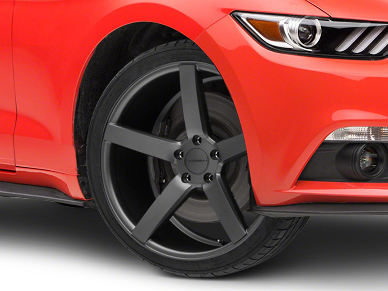 Vossen CV3-R Graphite Wheel - 19x8.5 (15-16 All)