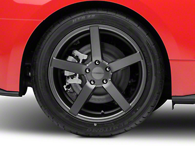 Vossen CV3-R Graphite Wheel - 19x10 (15-17 All)