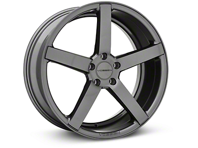 Vossen CV3 Matte Graphite Wheel - 20x9 (05-14 All)
