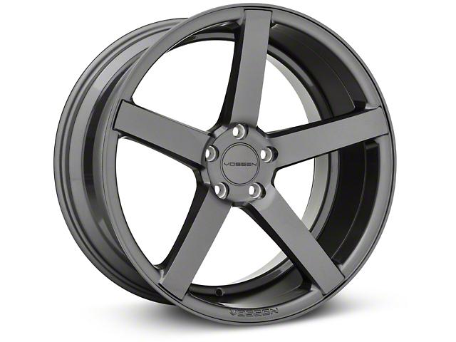 Vossen CV3-R Graphite Wheel - 20x10.5 (05-14 All)