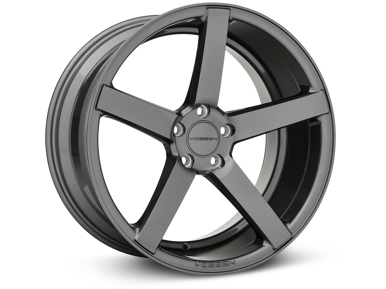 Vossen CV3 Matte Graphite Wheel - 20x10.5 (05-14 All)