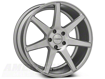 Vossen CV7 Silver Polished Wheel - 19x8.5 (05-14 All)