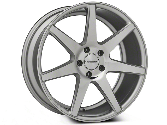 Vossen CV7 Silver Polished Wheel - 19x8.5 (05-14 All)