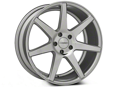 Vossen CV7 Silver Polished Wheel - 19x8.5 (15-16 All)