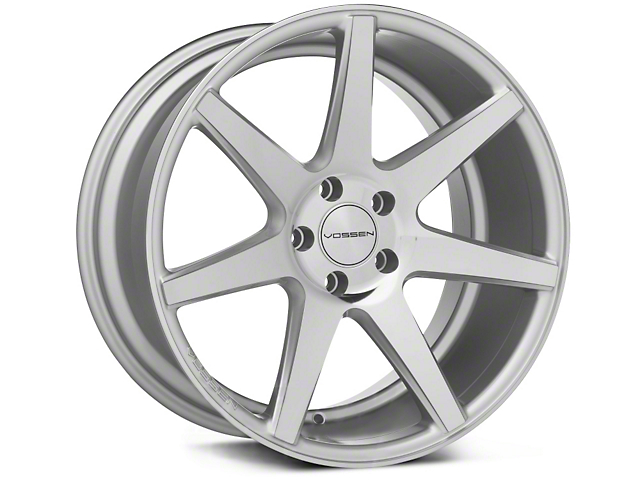 Vossen CV7 Silver Polished Wheel - 19x10 (05-14 All)