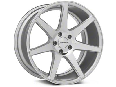 Vossen CV7 Silver Polished Wheel - 19x10 (05-14 All)