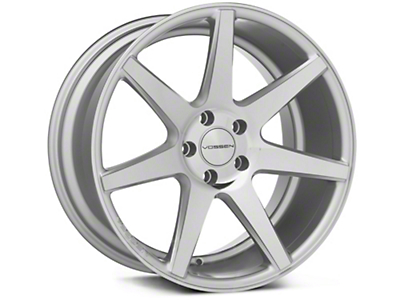 Vossen CV7 Silver Polished Wheel - 19x10 (15-16 All)
