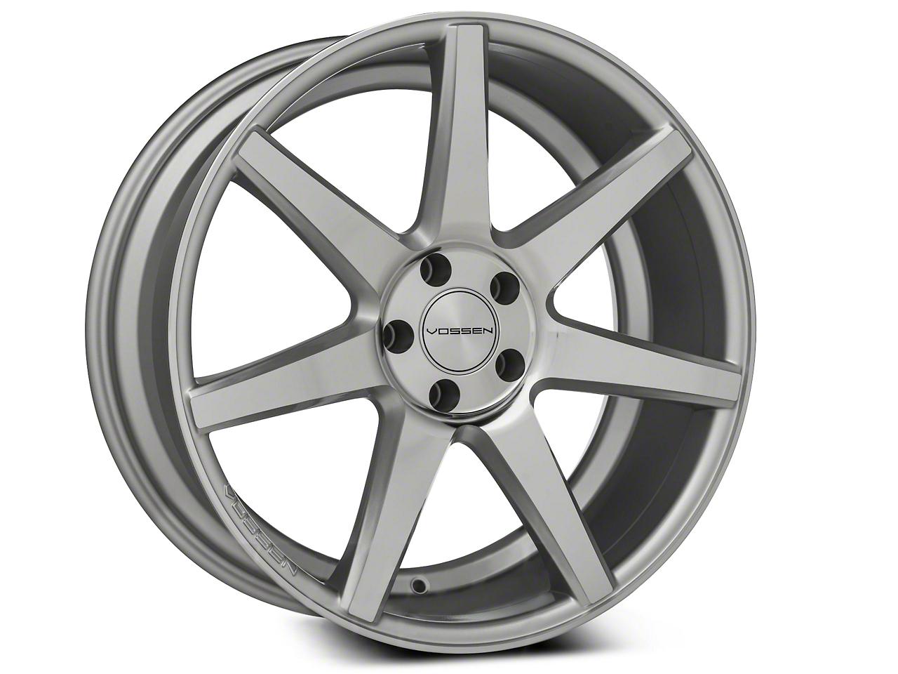 Vossen CV7 Silver Polished Wheel - 20x9 (05-14 All)