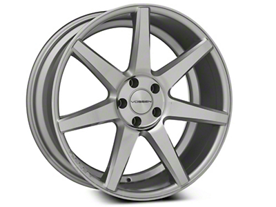 Vossen CV7 Silver Polished Wheel - 20x9 (15-16 All)