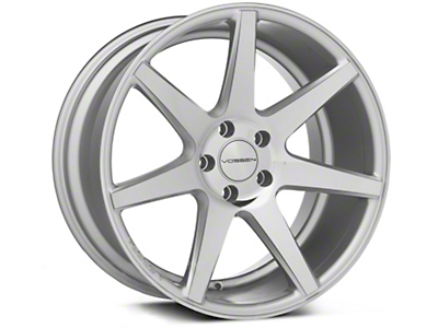 Vossen CV7 Silver Polished Wheel - 20x10.5 (05-14 All)