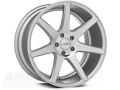 Vossen CV7 Silver Polished Wheel - 20x10.5 (15-16 All)