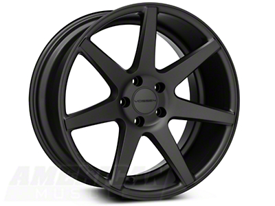 Vossen CV7 Matte Graphite Wheel - 19x10 (05-14 All)