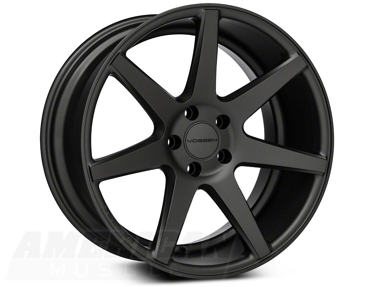 Vossen CV7 Matte Graphite Wheel - 19x10 (05-14 All)