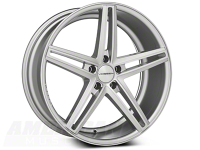 Vossen CV5 Silver Polished Wheel - 20x9 (05-14 All)