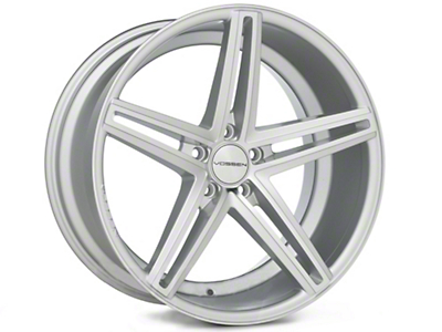Vossen CV5 Silver Polished Wheel - 20x10.5 (05-14 All)